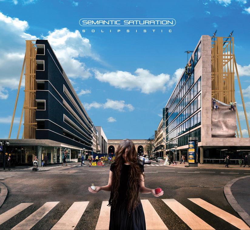 Solipsistic Album Cover