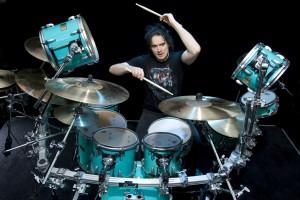 Virgil Donati (drums)