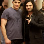 Virgil Donati and Shant Hagopian