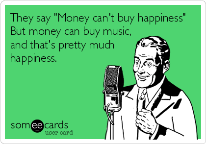 Money actually can buy happiness