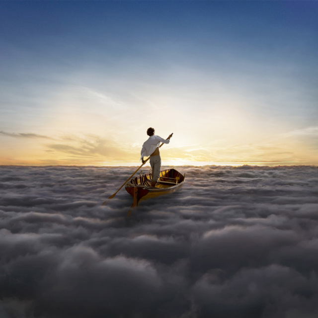 Pink Floyd - The Endless River album cover