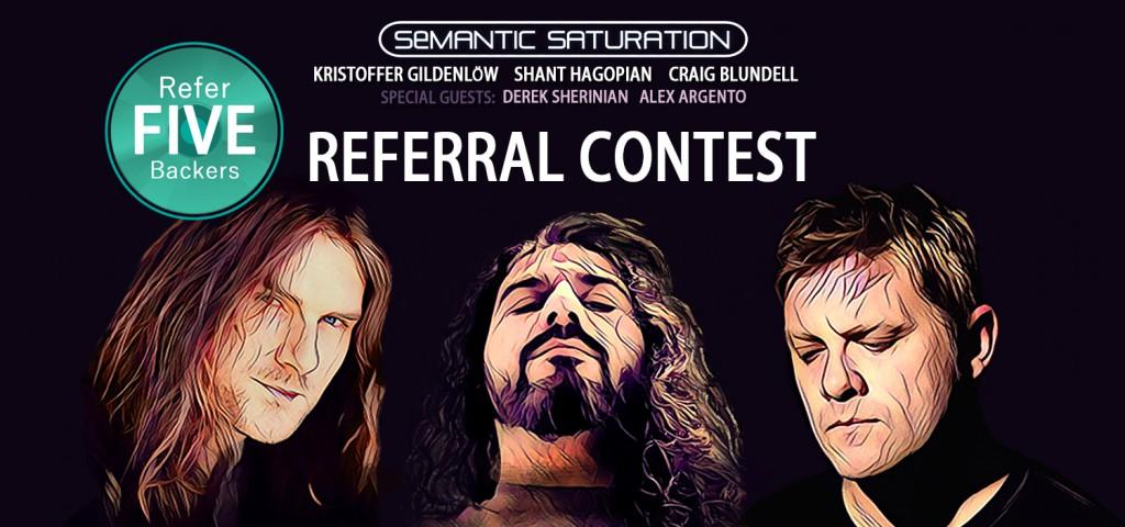 Referral Contest